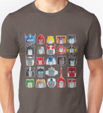 Robots in Di[SQUARE] Unisex T-Shirt