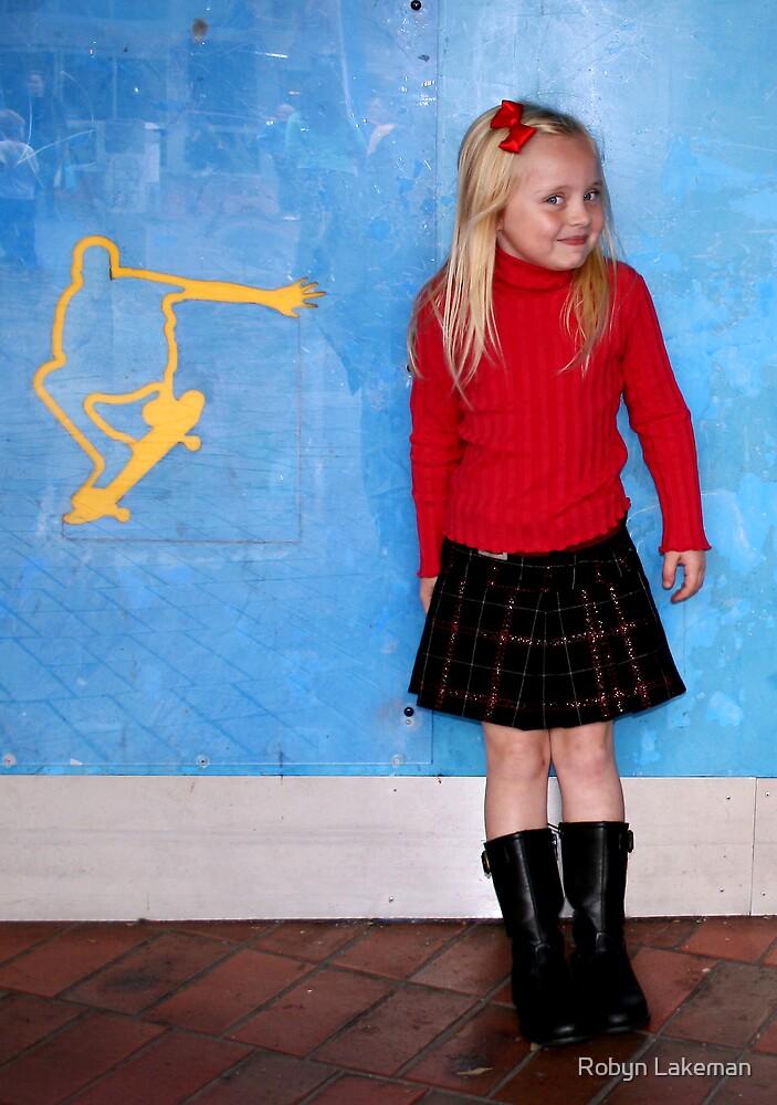 Sk8er girl by Robyn Lakeman