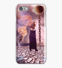 My Ocean is Dry But the Mines Are Still Armed iPhone Case/Skin
