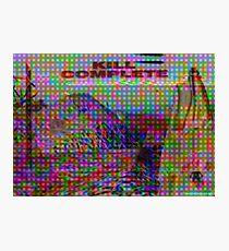 LawnTron #4 Photographic Print