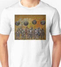 tamriel worriers Unisex T-Shirt