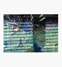 LawnTron #6 Photographic Print