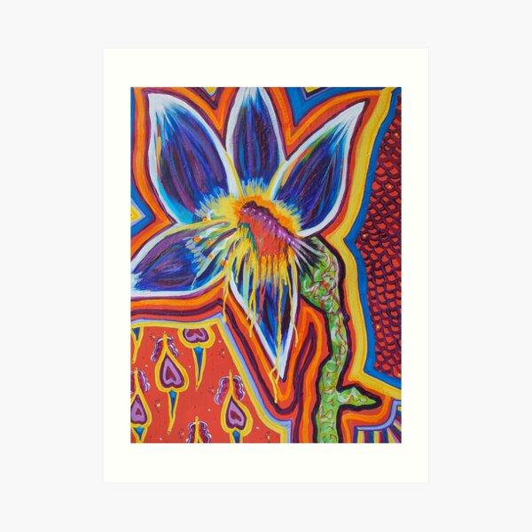 Flower 9 Art Print