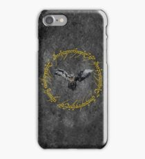 Eagle The Dark Lord iPhone Case/Skin