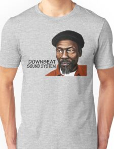 Downbeat Sound System  Unisex T-Shirt