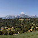Tuscan Tranquillity by Gino Iori