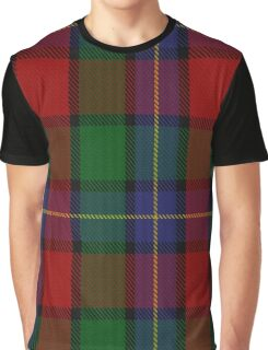 Kilgour (Cant) Clan/Family Tartan  Graphic T-Shirt
