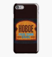 HOBOE Logo iPhone Case/Skin