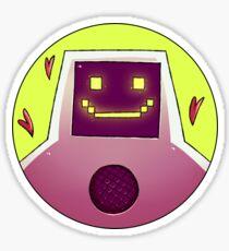 Superjail - Jailbot Sticker