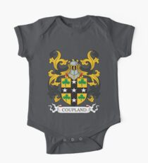 Copeland Coat of Arms One Piece - Short Sleeve
