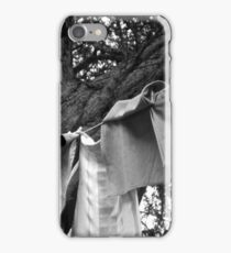 Towels Drying in the Wind iPhone Case/Skin