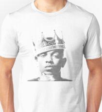 King Kendrick Lamar - BW Unisex T-Shirt