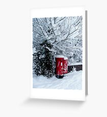 Where is Postman Pat !!! Greeting Card