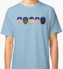 Blue Jays Starting 5 (Updated) Classic T-Shirt