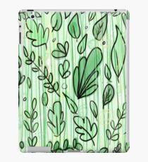Plant base iPad Case/Skin