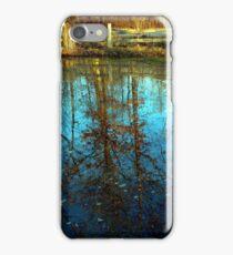 Blue Sky Reflecting iPhone Case/Skin