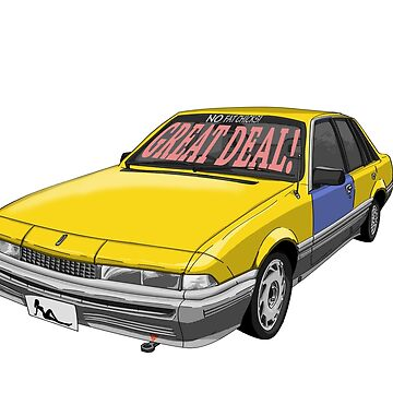 Holden Calais - Great Deal by fred-moose