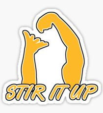 J.Harden - Stir It Up 'Yellow' Sticker