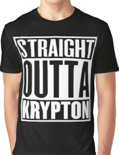 straight outta Graphic T-Shirt