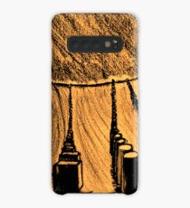 SHAPES IN THE SAND Case/Skin for Samsung Galaxy