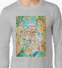 Cherry blossom  on  blue sky T-Shirt