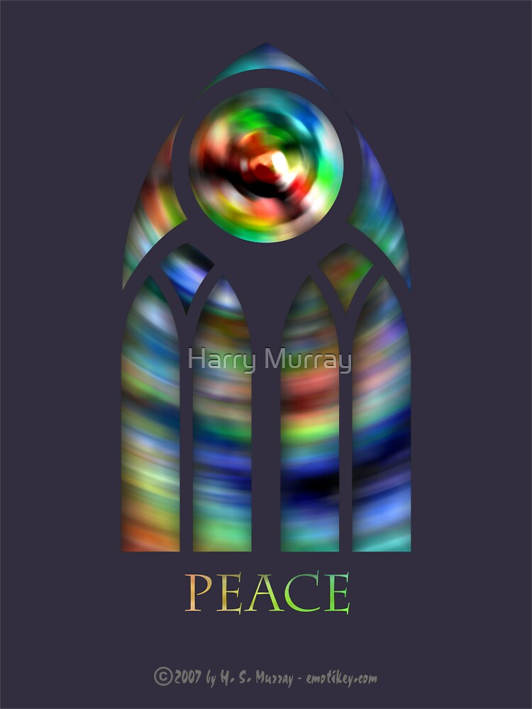 Goth Glass II - Peace by HSM2007