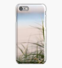 Sea Grass on Dunes iPhone Case/Skin