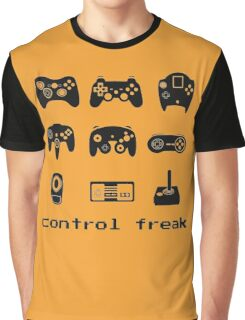 Control Freak Graphic T-Shirt