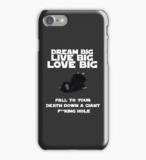 Palpatine's Last Moments iPhone Case/Skin