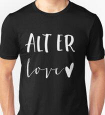 ALT ER LOVE | SKAM Unisex T-Shirt