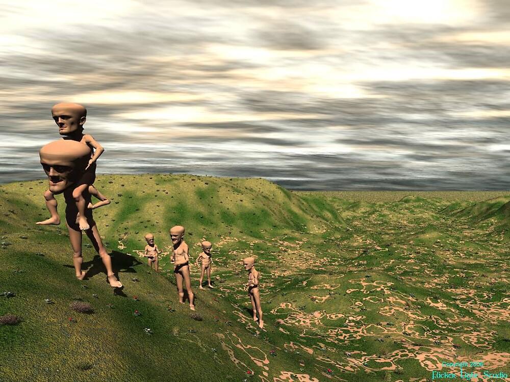Skin Land Go To Prayer by Tom Repasky