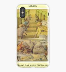 Selling England by the Pound Album cover (Custom) iPhone Case/Skin