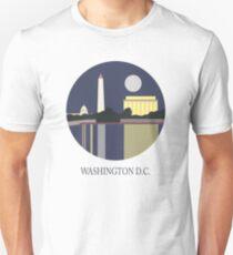 City Art Washington D.C Unisex T-Shirt