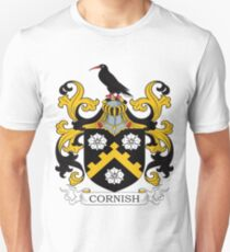 Cornish Coat of Arms Unisex T-Shirt