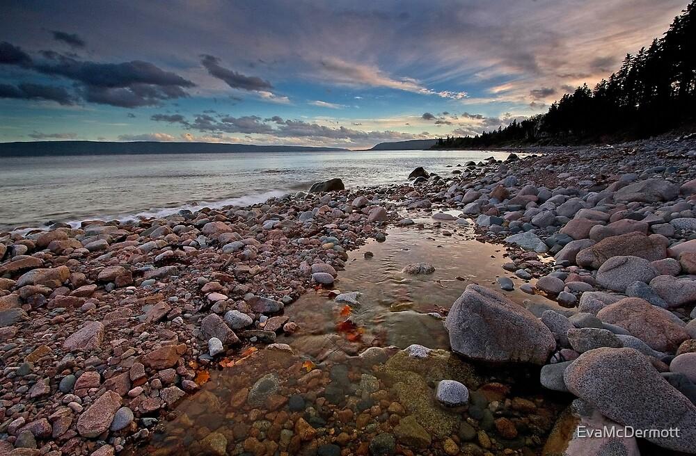 North Shore Nova Scotia by EvaMcDermott
