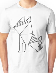 Origami cats Unisex T-Shirt