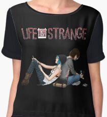 life is strange Chiffon Top