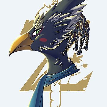 Revali - Breath of the Wild by Soleilou