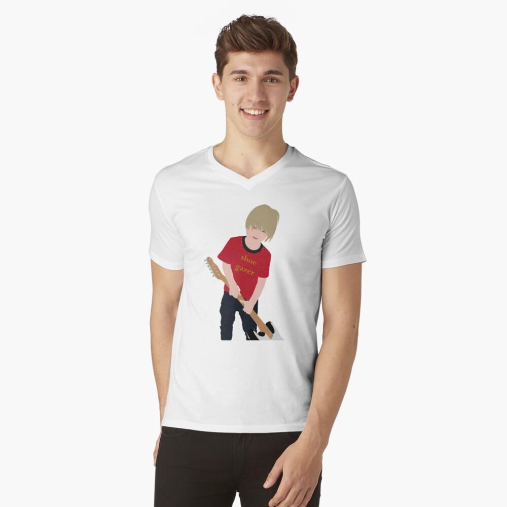 Shoe Gazer V-Neck T-Shirt