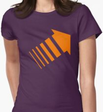 Chapter Three of Legion Womens Fitted T-Shirt