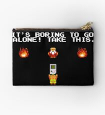 Take This Game Boy Studio Pouch