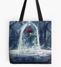 Enchanted Rose Tote Bag
