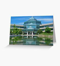 Nortel Headquarters Greeting Card