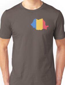 Romania Unisex T-Shirt