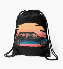 The End of Our Days Drawstring Bag