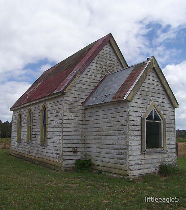 The Little Maori Church by littleeagle5