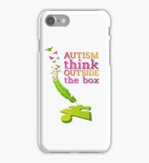 Autism Awareness Autism tshirt iPhone Case/Skin
