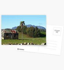 Mt Roland, Tasmania Postcards