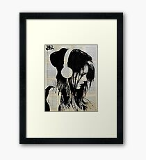 melodies solace Framed Print