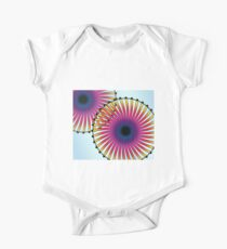 Rainbow Ribbon Dial Kids Clothes
